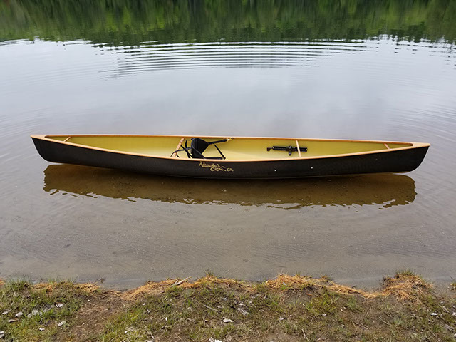 Adirondack Canoe Company | Lightweight Canoes | Passion Built In